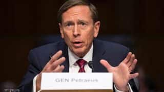 Never Heard of India-Sponsored Terrorism, says Former CIA Chief David Petraeus