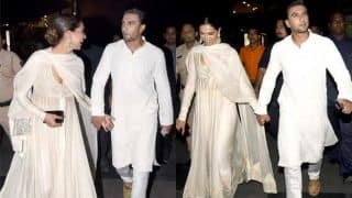 Ranveer Singh And Deepika Padukone Hug And Kiss In Public; Make Us Want To See Them Get Married ASAP (VIDEO)