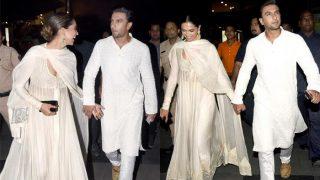Deepika Padukone - Ranveer Singh Getting Married? 'No' Says the Actress! (VIDEO)
