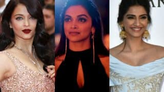 Have Deepika Padukone And Sonam Kapoor Patched Up?