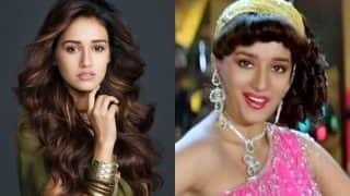 Disha Patani Follows Alia Bhatt; Will Groove To Madhuri Dixit's Hit Song From Tezaab in Baaghi 2