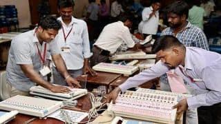 Assembly Elections 2018: Counting of Votes Today; All Eyes on Madhya Pradesh, Rajasthan, Chattisgarh, Telangana, Mizoram