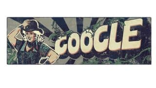 Fearless Nadia: Google Doodle Pays Tribute to India's Original Stunt Queen on Her 110th Birth Anniversary
