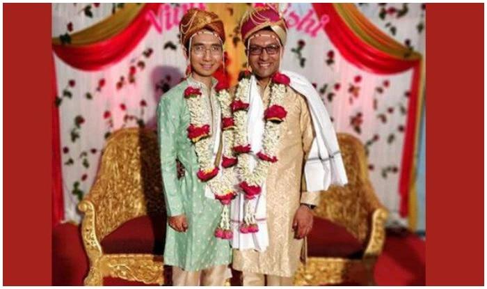 महाराष्ट्र: भारतीय मूल के अमेरिकी नागरिक ने अपने गे पार्टनर से रचाई शादी