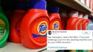 Tide Pod Challenge Is New Internet Trend and Twitterati are Slamming the Craze