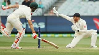 Ashes 2017/18 Australia vs England: ICC Rates Melbourne Cricket Ground Pitch as 'Poor'