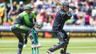 New Zealand Whitewash Pakistan in 5-Match ODI Series
