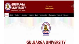 Gulbarga University BCom 3rd Semester Results Declared on Gug.ac.in; Check Here