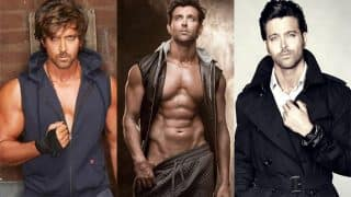 Hrithik Roshan Birthday Special: Check Out 7 Swoon-Worthy Pics Pictures Of Bollywood's Greek God