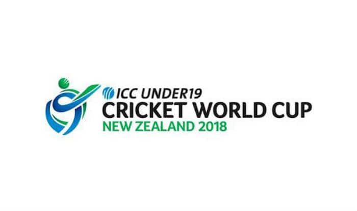 ICC U19 Cricket World Cup logo