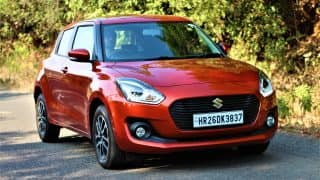 Maruti Swift 2018 India Launch LIVE Streaming: Watch the Online Telecast and Live Stream of New Swift at Auto Expo 2018