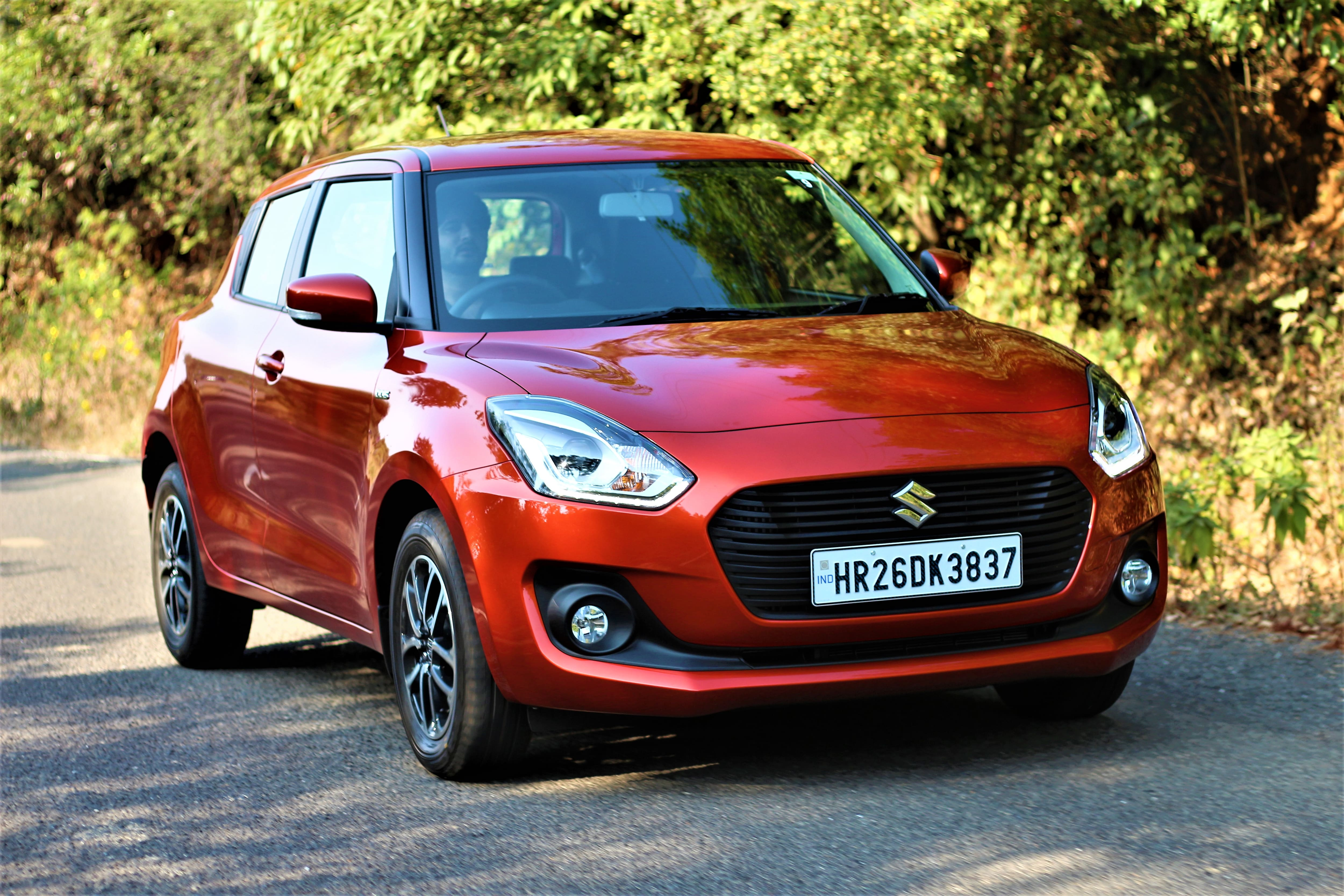 Maruti Swift 2018 India Launch Live Streaming Watch The