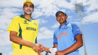 India vs Australia ICC U19 Cricket World Cup 2018 Highlights: As it Happened
