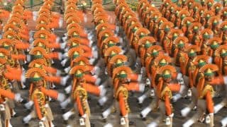 Republic Day 2018: ITBP Wins Best Marching Contingent Trophy