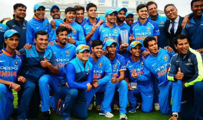 India's Team win U19 Cricket World Cup