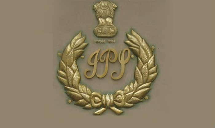 Indian police service cap