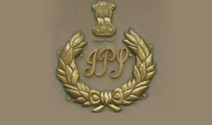 Indian police service cap
