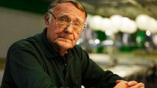 IKEA Founder Ingvar Kamprad Dies at 91 in Sweden