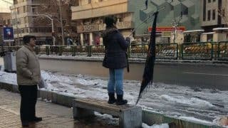 Iranian Women Remove Headscarves Protesting Against Veil Law, Pictures go Viral on Social Media