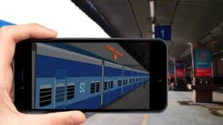 Ixigo Introduces India's First Augmented Reality Feature For Train Passengers