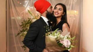 Canadian Politician Jagmeet Singh Gets Engaged to Designer Gurkiran Kaur (Pictures)