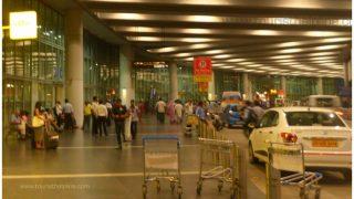 कोलकाता: हवाई अड्डे पर 2 यात्रियों के जूते से सवा दो लाख यूरो जब्त
