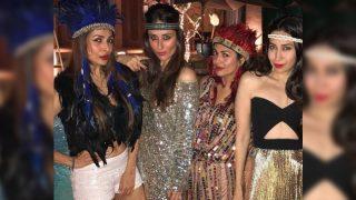 This Naughty Cake Cutting Video From Amrita Arora's Birthday Bash With Kareena Kapoor Khan And Malaika Is Going Viral!