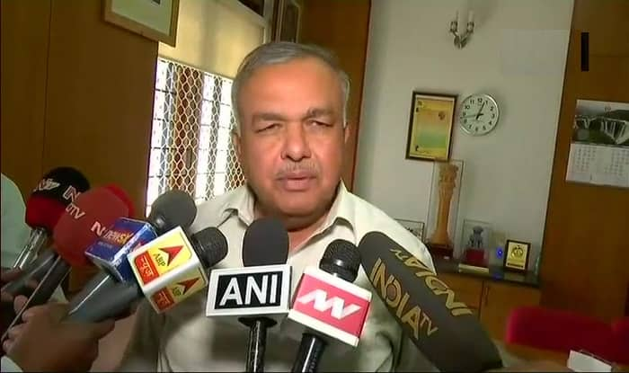 BJP Does Not Understand English Properly, Says Karnataka Minister Ramalinga Reddy