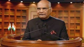 Budget Session: Modi Govt Working For 'New India', Says President Ram Nath Kovind in Joint Address to Parliament; Lauds GST, Surgical Strike