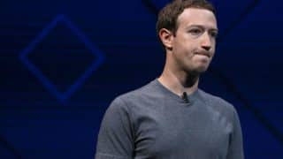 Mark Zuckerberg Urged by 140 Scientists to Curb US President Donald Trump's Posts 'Glorifying Violence' on Facebook