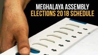 Meghalaya Assembly Election 2018 Winners List: Party-Wise Winning Candidates of BJP, Congress, NPP