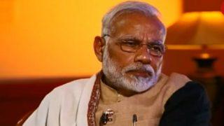 Narendra Modi Statue, Installed at a Temple in Uttar Pradesh, Found With Broken Nose