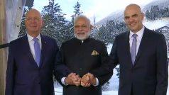 World Economic Forum 2018 Live News Updates: PM Narendra Modi in Davos