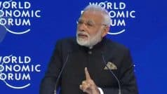 World Economic Forum 2018: Climate Change, Terrorism Biggest Challenge For The World, Says PM Narendra Modi in Davos