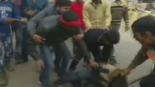 Uttar Pradesh: Angry Mob Brutally Thrashes Two Youths For Alleged Cow Theft