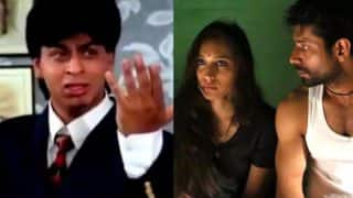 Shah Rukh Khan Promotes Mukkabaaz In True Blue Baazigar Style And You Cannot Miss It