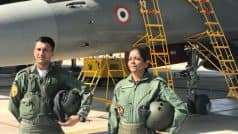 Defence Minister Sitharaman Flies in Sukhoi-30 Jet, Describes Sortie as an 'Eye-opening' Experience