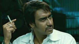 Ajay Devgn Kicks The Butt As He Gives Up Smoking