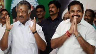 AIADMK Backs BJP, Expels Spokesperson For Offering Support to TDP's No-confidence Motion