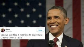 Barack Obama Lists His 'Favorite Songs, Books Of 2017' And Twitterati Is Very Impressed