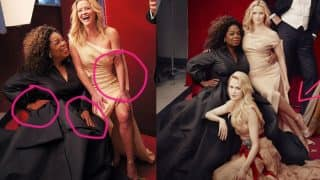 Vanity Fair Cover Photoshoot Gives Extra Limbs to Reese Witherspoon and Oprah Winfrey in Epic Photoshop Fail