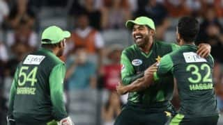 Pakistan Beat New Zealand in Second T20I to Stay Alive in the Series