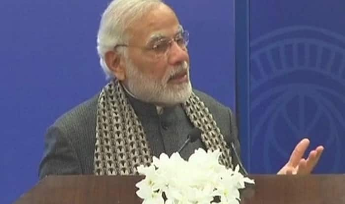 PM says India does not eye anyone's territory, asks PIOs to