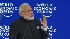 WEF 2018: Come to India For Prosperity And Peace, PM Modi Says at Davos