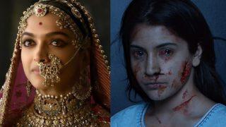 Padmaavat Gets Banned Again; Ranveer Singh - Deepika Padukone Hint About Marriage; Hrithik Roshan Announces Krrish 4: Bollywood Week In Review