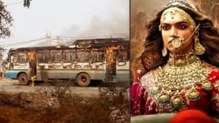 Padmaavat Protest: Day Before Release Violence Peaks in Several States