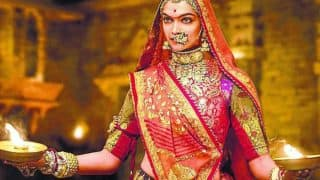 Despite Getting A Clean Chit From SC, Sanjay Leela Bhansali's Padmaavat To Not Screen In Multiplexes Of Rajasthan, Gujarat, Madhya Pradesh and Goa
