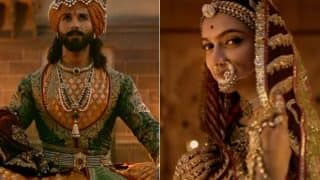 Supreme Court Rejects Plea Seeking Cancellation Of CBFC Certificate Given To Padmaavat