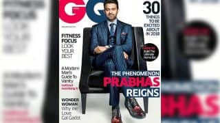 Prabhas' Suave and Dapper Photoshoot Pics Will Make You Go Weak In The Knees