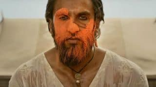 Padmaavat: Ranveer Singh's Film Gets Leaked Online, Makers File Complaint At Cyber Cell